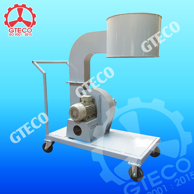 Quạt hút bụi túi vải sản phẩm của GTECO mới nhất 2021.