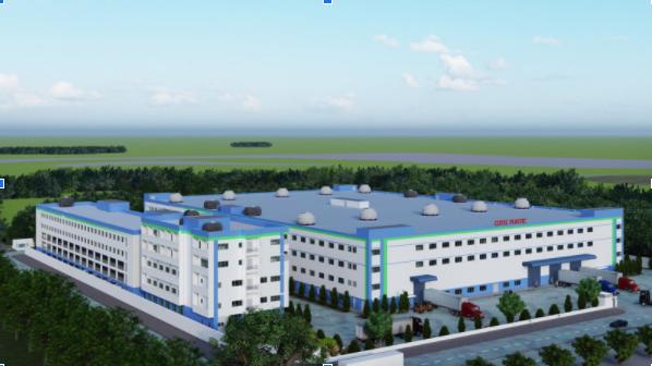 GTECO trúng thầu phân phối thiết bị cho nhà máy nhựa COTEC