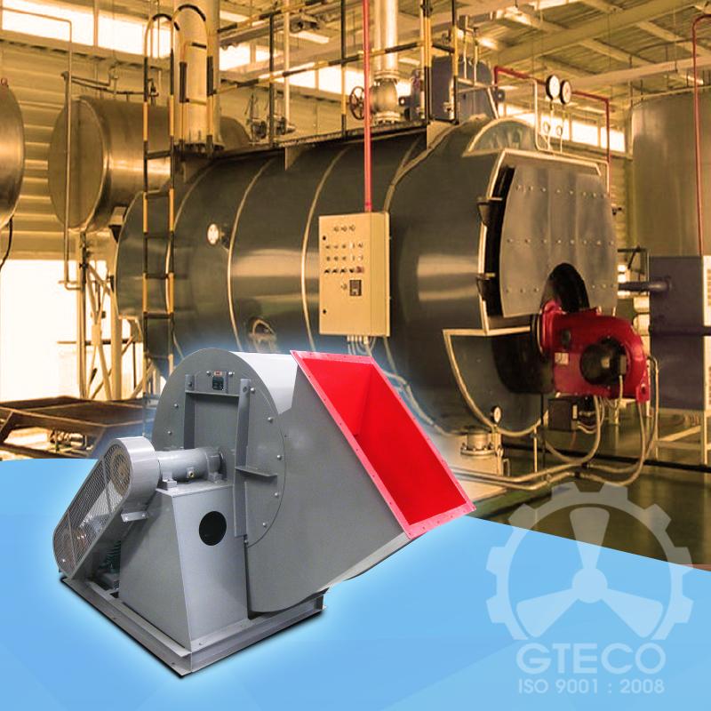 Tìm hiểu về hệ thống xử lý khí thải lò hơi