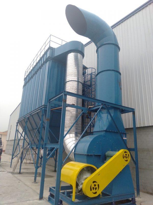 Công nghệ xử lý khí thải tiêu chuẩn, ưu việt chỉ có tại GTECO