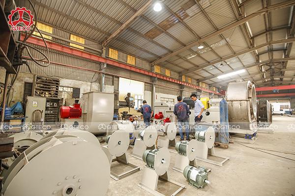Quạt công nghiệp Hải Phòng cung cấp bởi GTECO